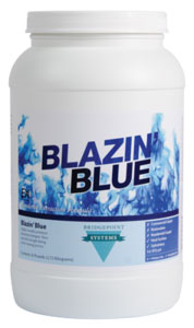 BLAZIN' BLUE - Jar