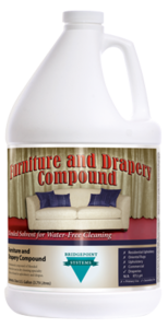 FURNITURE & DRAPERY COMPOUND