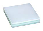 "PLASTIC PROTECTOR PADS (3"" x 3"") - 1000 CT"