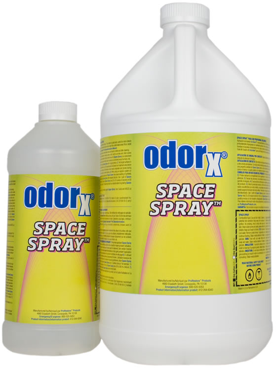 ODORx Space Spray - Citrus